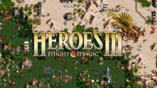 Heroes III HotA Rankedy - Jebus Cross (vs BomberPL (Conf vs Ramp) -1k)