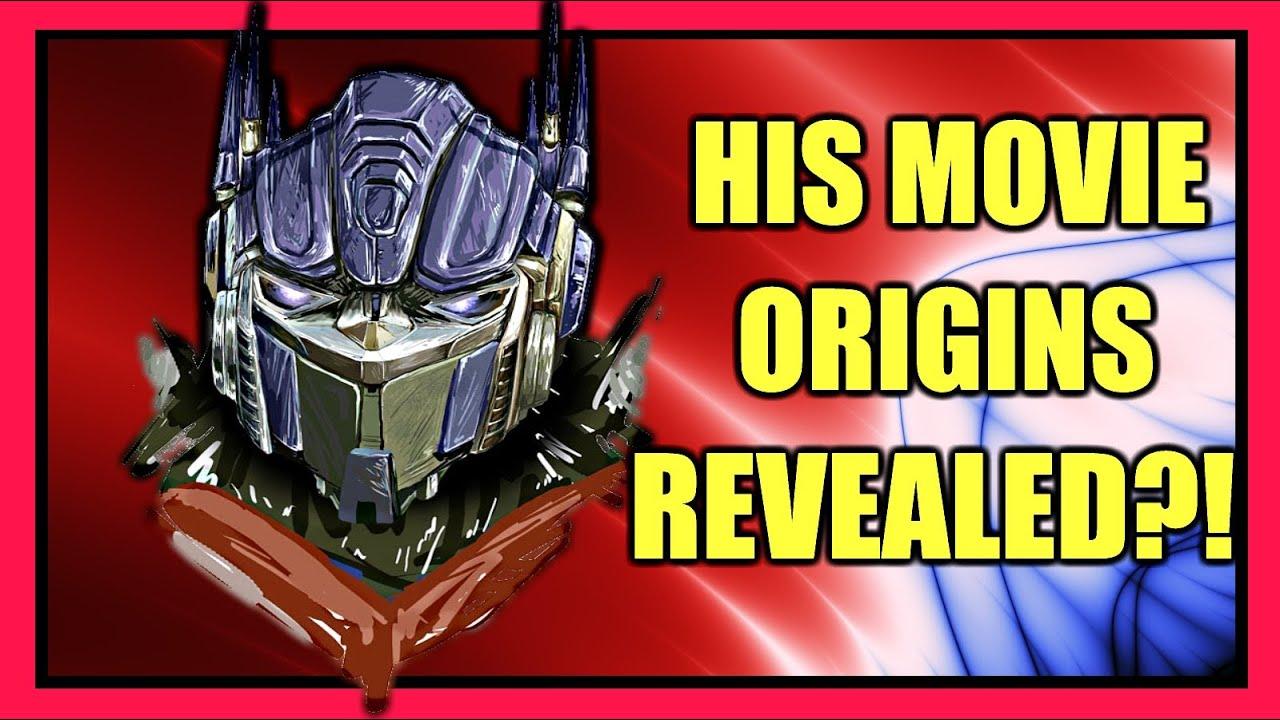 Transformers The Last Knight Origins Of Optimus Prime Movie Universe