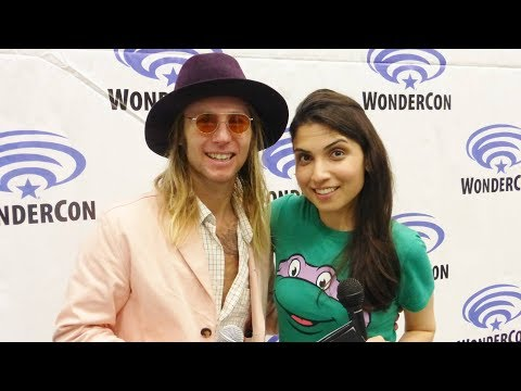 Wondercon 2017 Greg Cipes (Nickelodeon Michelangelo) Interview