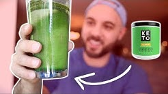 BEST KETO SUPERFOOD GREENS POWDER! (Perfect Keto Review)