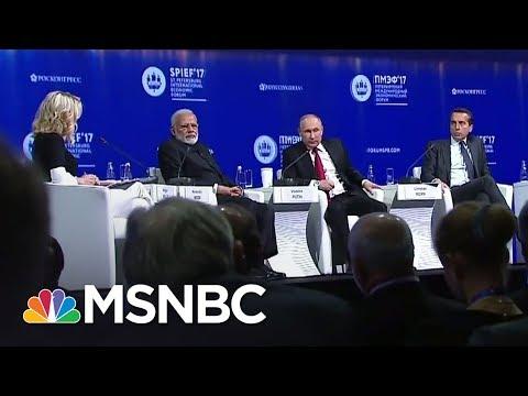 Chris Matthews: Donald Trump, Vladimir Putin Are Colluding On Rhetoric | Hardball | MSNBC