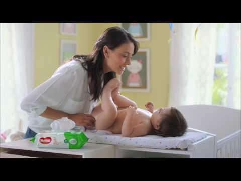 HUGGIES | Toallitas Húmedas: #HacenMás por la piel de tu bebé