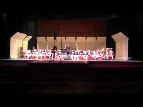 Maplewood middle school 2012 state song 1