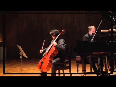 Yuki Ito 伊藤悠貴:ラフマニノフ:チェロ・ソナタ / Rachmaninov Cello Sonata