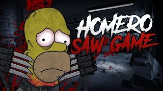 HOMERO SAW GAME