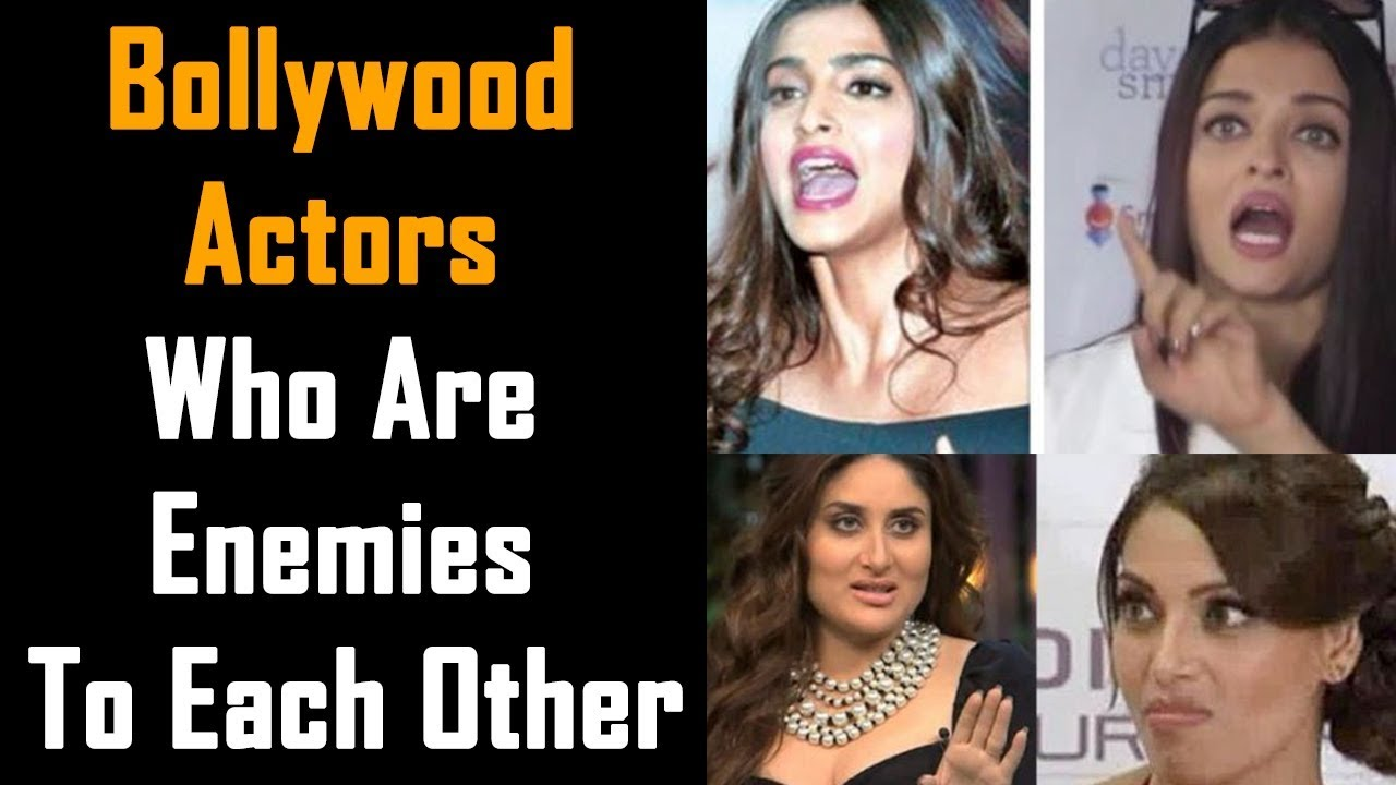 Image result for bollywood star enemies