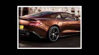 Обзор Aston Martin Vanquish Астон Мартин Ванкиш спорткар