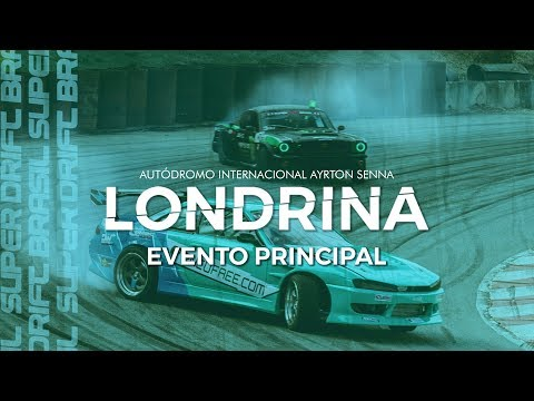 [EVENTO PRINCIPAL] 3ª ETAPA SUPER DRIFT BRASIL - LONDRINA 2019