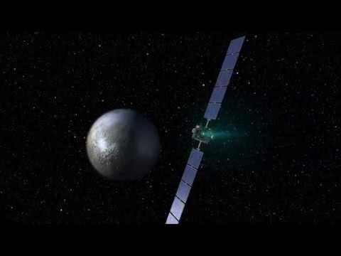 Dawn's journey to dwarf planet Ceres