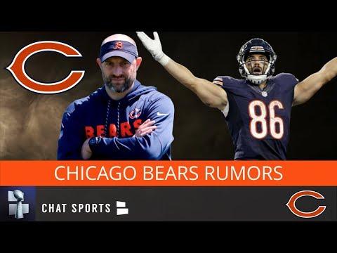 5 Running Backs The Chicago Bears Could Pick In 2019 NFL Draft, Zach Miller Retires, Bears Rumors