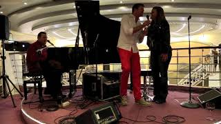 RSVP DIVINA -  Khris Francis , Anne Steele & Nate Buccieri