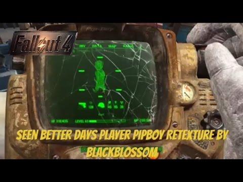 Fallout 4 Pip Boy Light Color Mod