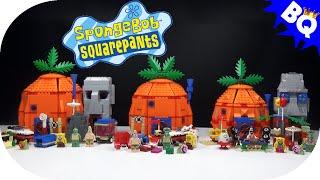 Lego Good Neighbors At Bikini Bottom 3834 Spongebob Squarepants