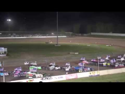 Oshkosh Speedzone Raceway Race Recap May 23, 2014