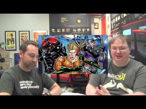 Alter Ego Comics TV #241: DC Rebirth Announcements plus This Week