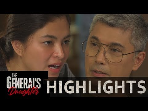 Marcial urges Rhian to surrender | The General's Daughter
