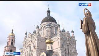 Игорь Руденя и Юрий Борисов посетили Казанский монастырь в Вышнем Волочке
