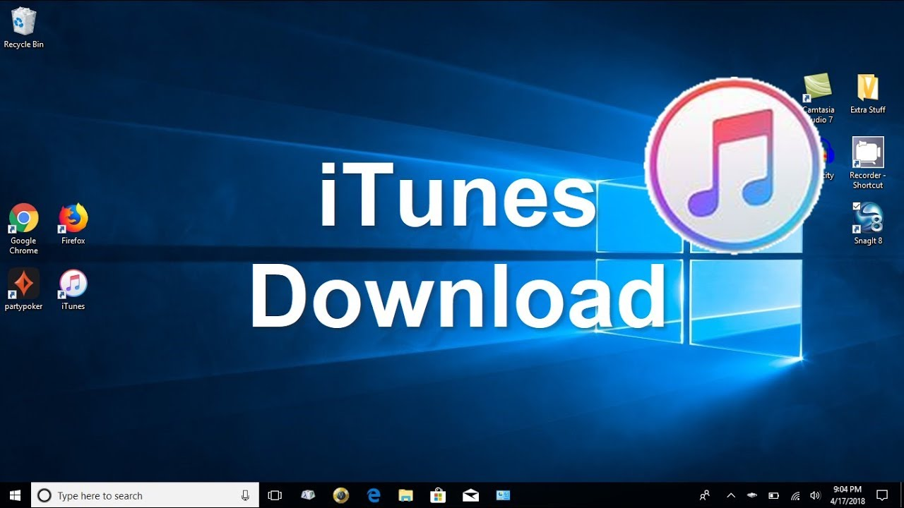 download itunes for windows 10 direct