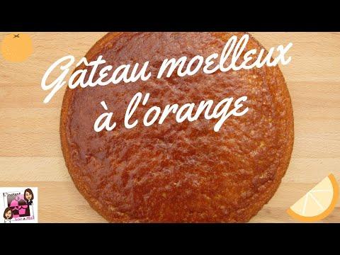 🍊[recette]-gÂteau-moelleux-a-l'orange-facile---l'instant-caramel