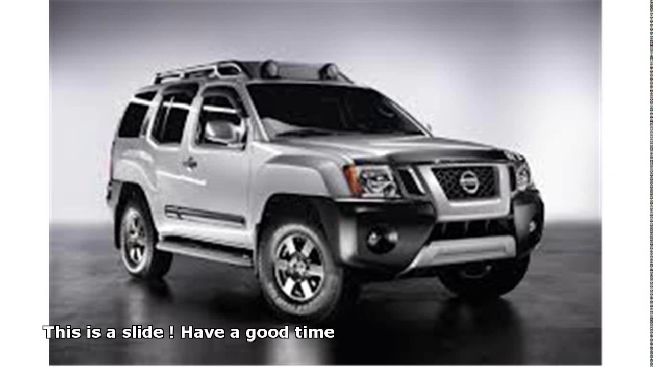 Nissan Xterra Review