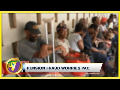 Pension Fraud in Jamaica Worries PAC | TVJ News - July 13 2021