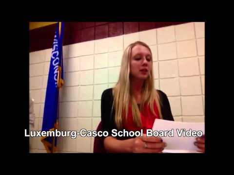 Real World Job Experience for Luxemburg-Casco Students