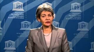 Послание И. Боковой по случаю Всемирного дня науки 2012