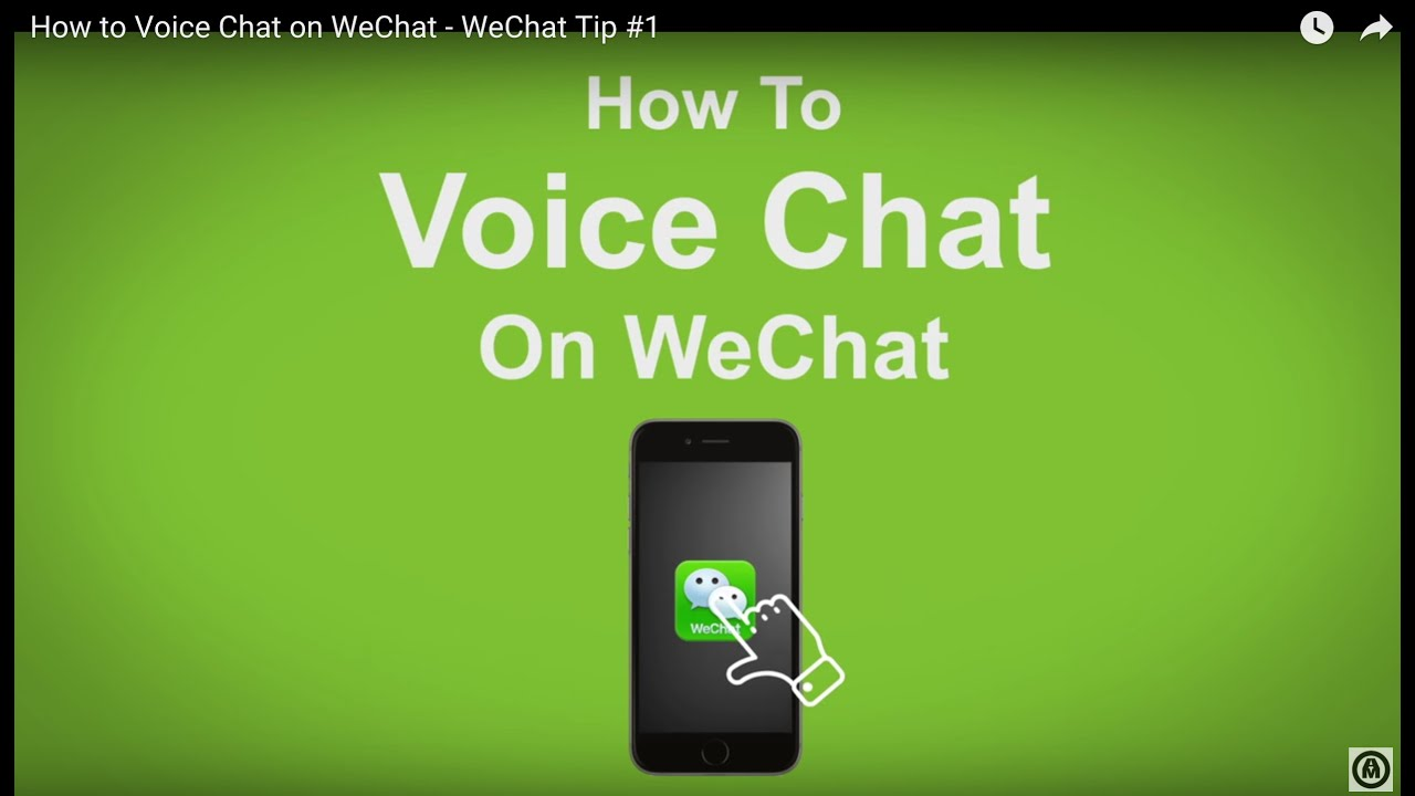 how to add wechat message voice at android