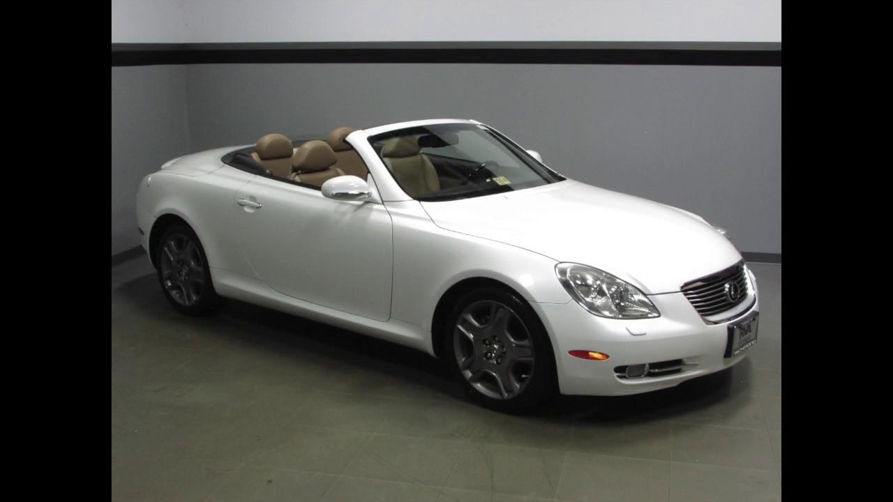 2008 lexus sc 430 in richmond va 17p191