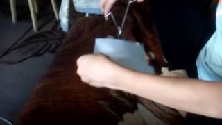 Ножнецы восстанавливают бумагу?!