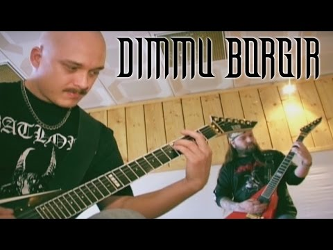 Dimmu Borgir In The Studio [HD]