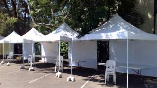 Small Marquee Hire :: Gazebo Hire & Party Tents