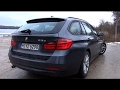 2015 BMW 318d Touring (143 HP) Test Drive