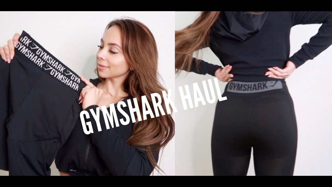 6f88383cd IS GYMSHARK WORTH THE HYPE? (HAUL + TRY ON)