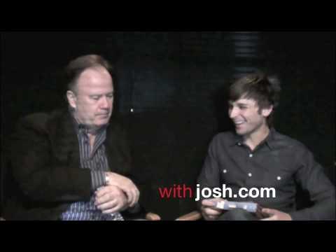 Dennis Haskins (Mr. Belding) on withjosh.com Part 3