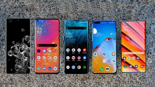 Top 5 New World Best Flagship Smartphone 2020