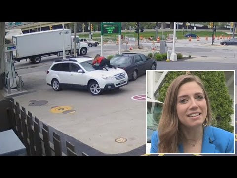 Woman Says 'Adrenaline Reaction' Helped Her Foil Carjacking Attempt