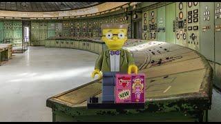 Genuine Lego 71009 Minifigure Simpsons Series 2 no.15 Waylon Smithers