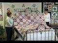Antique Quilt Bed Turning