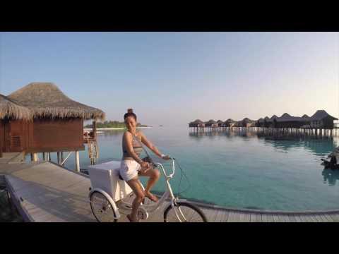 MALDIVES 2017 (DJI Mavic pro + GoPro )