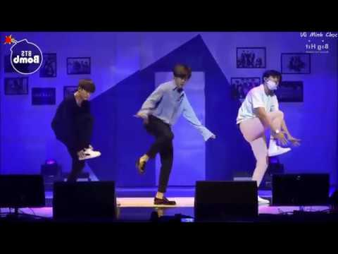 [Dance Fake] Don't Leave Me - BTS (방탄소년단) | Jungkook - Jimin - Jhope