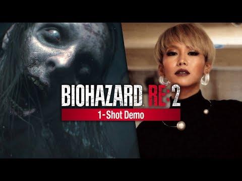 【バイオハザード RE:2】ハービーのBIOHAZARD RE:2 - 1-shot DEMO