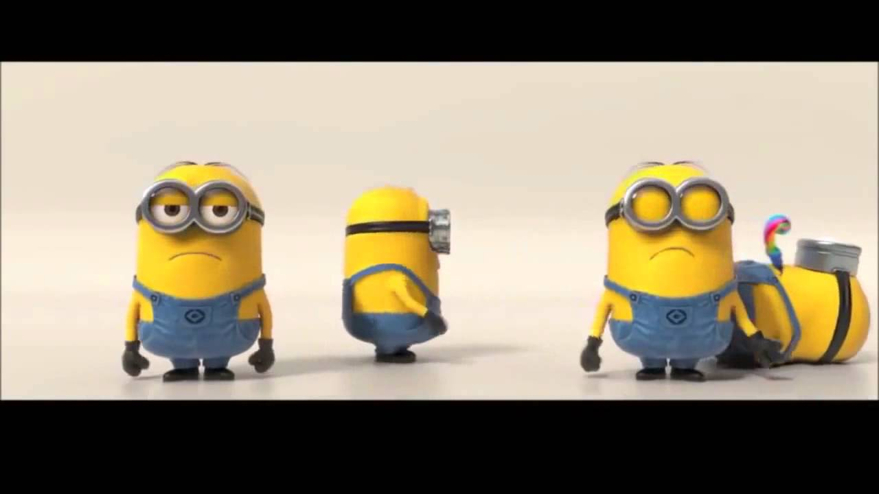 What Language Are The Minions Speaking