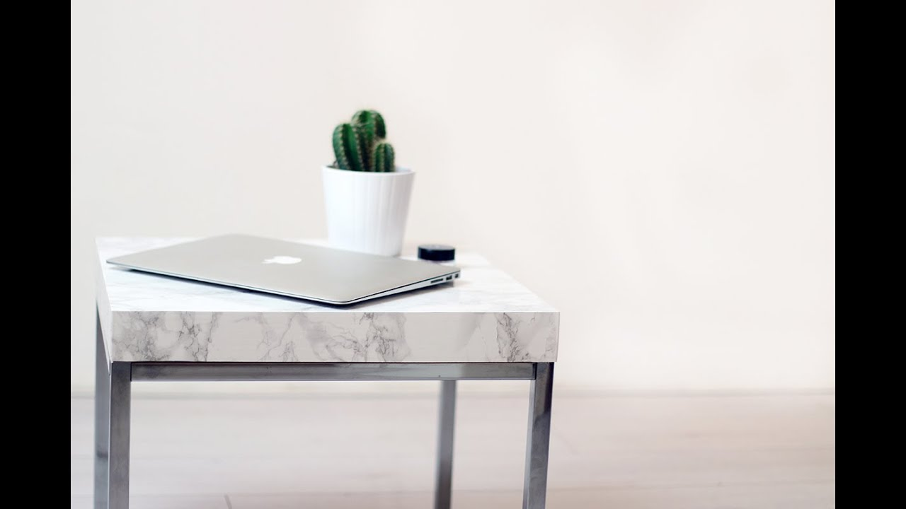 DIY Marble TableYouTube