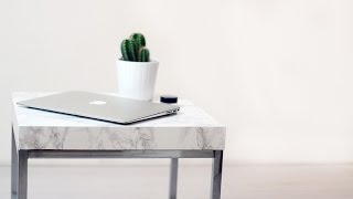 Diy: Marble Table