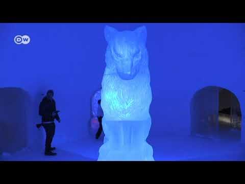 حقائق مثيرة عن قرية -القرية الثلجية-   يوروماكس