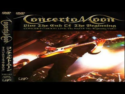 Concerto Moon - The End of the Beginning [Live in Tokio Full Concert] Guitar - Norifumi Shima.