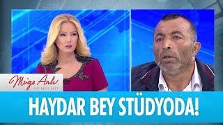 Kayıp Nursel'in erkek arkadaşı Haydar Bey stüdyoda! - Müge Anlı İle Tatlı Sert 28 Eylül 2018