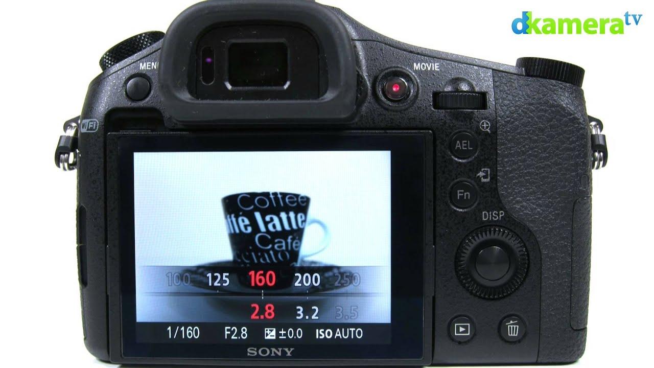 Sony Cyber-Shot DSC-RX10 II Fireworks 240~480fps - YouTube