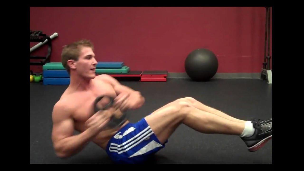 Как накачать косые мышцы живота: комплекс упражнений